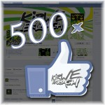 500x DANKE - Erlbacher Kirwe bei Facebook